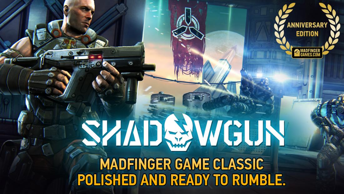 Shadow Gun: Deadzone